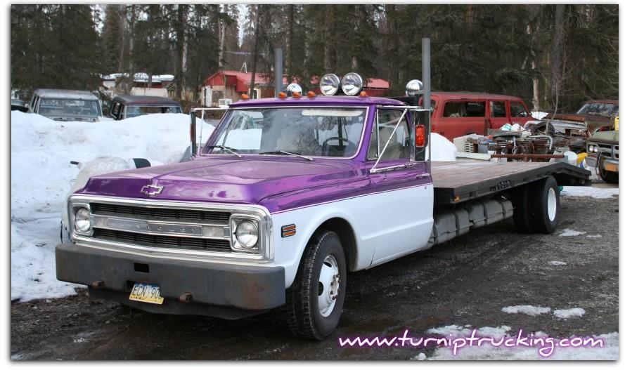 Bigass truck!